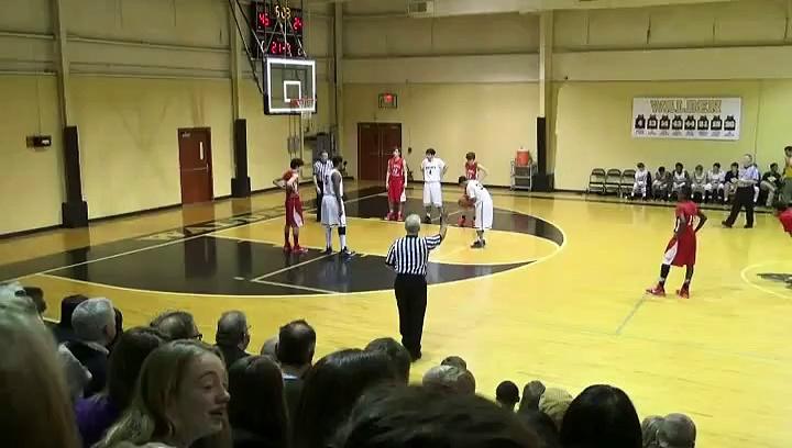 Mike Harris Basketball Highlights