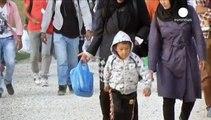 """Flüchtlinge drängen nach Kroatien: """"Ich gehe nach Deutschland, weil Deutschland gut ist"""""""