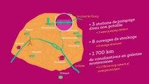 Film d'animation sur le réseau d'eau non potable parisien