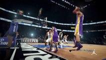NBA 2K15 PS4 1080p HD Mejores jugadas Los Angeles Lakers-@Orlando Magic