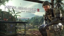 """Metal Gear Solid V : The Phantom Pain - Bande-annonce """"Metal Gear Online"""""""