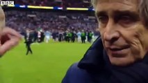 Manchester City Vs Sunderland 3-1 - Manuel Pellegrini Says He Loves Managing Manchester United - HQ