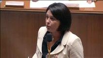 Ruralités : S. Pinel répond à une question au Gouvernement