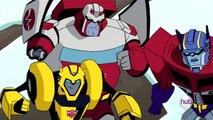 Transformers Animated - Megatron Rising Part 2