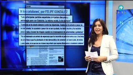 Noticias Intereconomía: hablamos de separatistas vs españoles, condena de Ferrán, Ruiz Mateos, yihadismo 07/09/2015