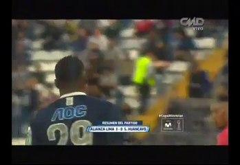 Alianza Lima goleó 3-0 a Sport Huancayo y logró su primera victoria en el Torneo Clausura [Video]
