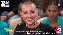 Toute une histoire : Emmanuel Moire, ému par l'histoire d'une jeune femme qui a eu le cancer.