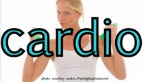 Cardio Aerobics for Weight Loss Interval Exercise Workout Routine!  Basic & Simple! Anyone can do this Workout!