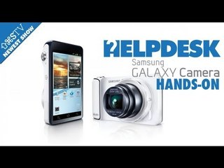 Samsung Galaxy Camera Review (Save As presents - Helpdesk)