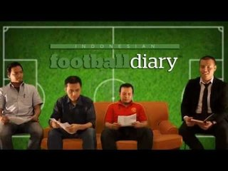 Save AS presents - Indonesian Football Diary