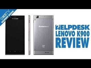 Lenovo K900 review - Helpdesk SAVE AS TV