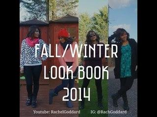 Fall/Winter Lookbook 2014 by Rachel Goddard