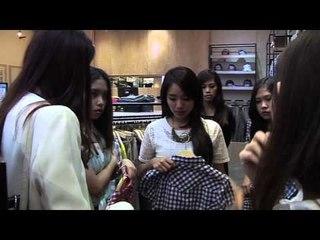 S.O.S nyari baju :) | Beautiful Sexy Girl band