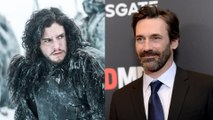 Early Emmy Winners – Game of Thrones, Jon Hamm – By The Numbers