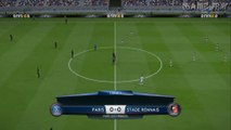 FIFA 16 - Les premiers matchs #1 : PSG - Rennes