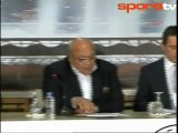 """Emin Özkurt:""""Men kararı TFF ve UEFA'nın ortaklaşa aldığı bir harekettir."""" (Bölüm I)"""
