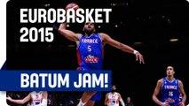 Lille Erupts! Batum Dunk Gets France off to a Flying Start! - EuroBasket 2015