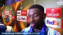 """Zambo : """"Un très grand honneur"""""""