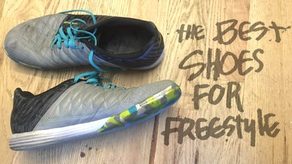 Perfect Shoes for Freestyle? | theFC