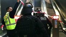 Gare de Rotterdam : intervention de la police et évacuation d'un Thalys