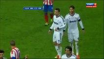 Real Madrid Vs Atletico Madrid 1-2 - Cristiano Ronaldo Red Card - May 17 2013 - Copa Del Rey Final