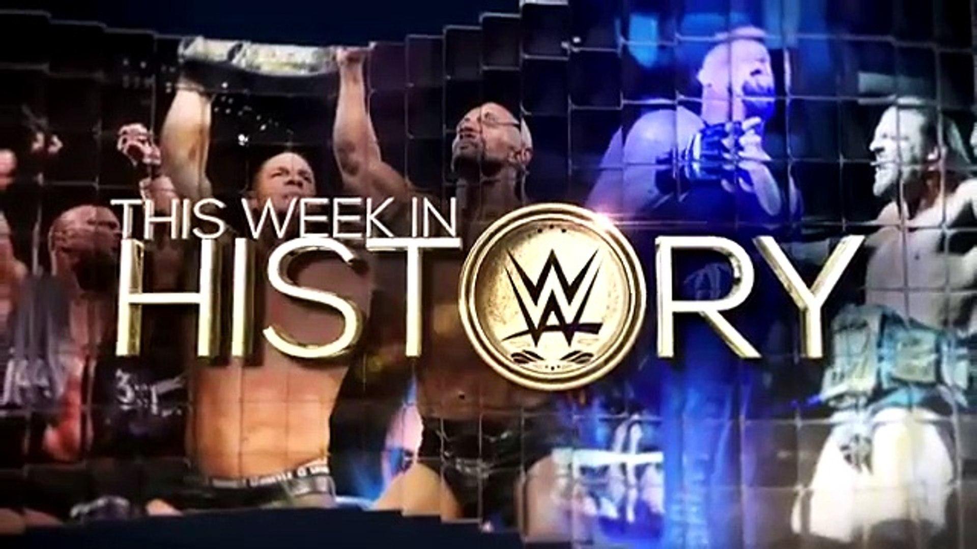 WWE Network_ This Week in WWE History_ September 17, 2015 WWE Wrestling On Fantastic Videos