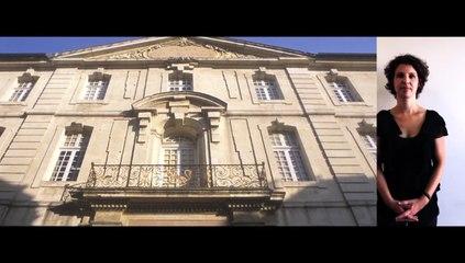 Présentation du Museon Arlaten, LSF et sous-titrage
