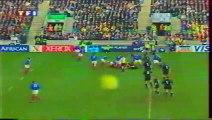 Christophe Lamaison, France - Nouvelle Zélande (1999)