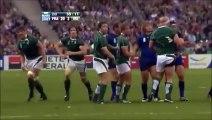 Vincent Clerc, France-Irlande (2007)