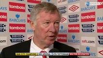 Sunderland Vs Manchester United 0-1 - Sir Alex Ferguson Interview - May 13 2012 - [High Quality]