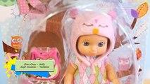Mini Chou Chou Birdies Holly Doll   Laleczka Chou Chou Holly z Sówką - 920206 - Recenzja