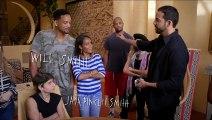David Blaine rend fou Aaron Paul Bryan Cranston Kanye West & Will Smith avec un tour de magie