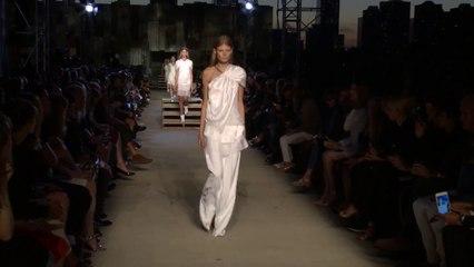 Givenchy Spring Summer | New York Fashion Week