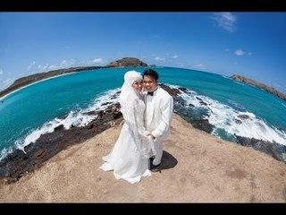 Behind The Scenes - Fela & Dirman Prewed Photoshoot