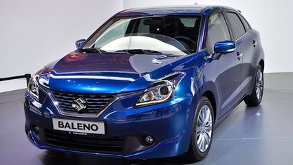Maruti Baleno aka YRA India Launch on October 26