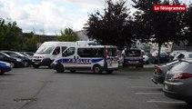 Saint-Brieuc. Les migrants pris en charge par la Croix-Rouge