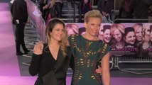 Bohemian Beauty Drew Barrymore At 'Miss You Already' Premiere