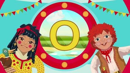 ABC Song - Alphabet Nursery Rhyme for Kids