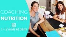 6 MOIS POUR MINCIR – 6eme Coaching Nutrition (J+ 2 mois et demi)