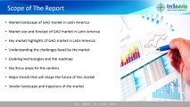 GAO Market in Latin America - Market Research 2015-2019