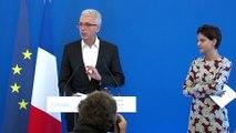 [ARCHIVE] Conférence de presse sur les programmes : intervention de Michel Lussault