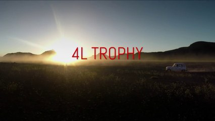 Presentation Film - Raid 4L Trophy 2016 (english)