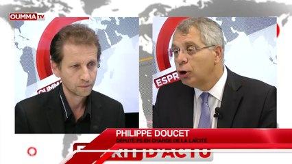 """Migrants : """"La moitié des élus ont le cerveau mangé par Marine Le Pen"""" selon Philippe Doucet (Député PS)"""