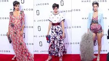 The Hottest Models Come Out For Marc Jacobs Spectacular NYFW Show