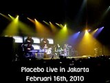 Placebo Live in Jakarta-Song to Say Goodbye