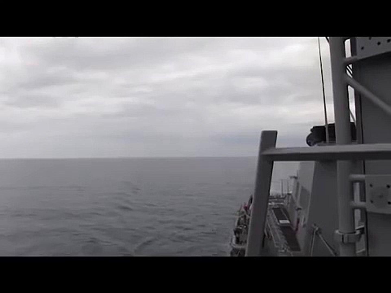 Пролет российского Су 24 возле эсминца США [Full Episode]