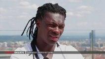 E21 - L'Equipe Enquête : L'entretien de la semaine avec Bafétimbi Gomis