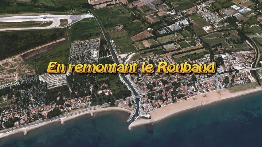 """En remontant le cours d'eau """"Le Roubaud"""" à Hyères"""