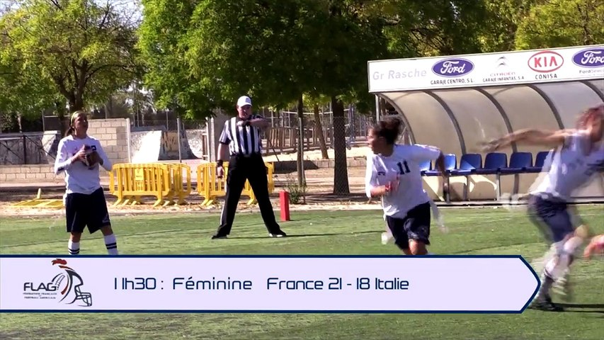 CHAMPIONNAT D'EUROPE FLAG 2015 : VIDEO 6