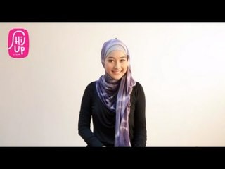 Hijab Tutorial Style 17 by HijUp.com | Beautiful Woman